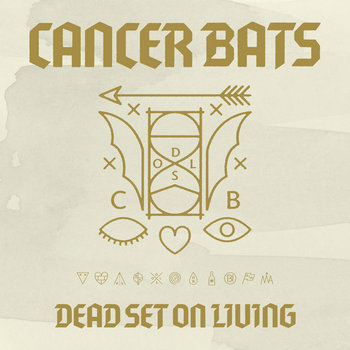 Dead Set On Living (Bonus Track Version) cover art