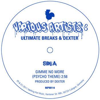 Ultimate Breaks & Dexter (7''/Digi) cover art