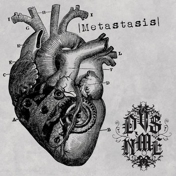 Metastasis cover art