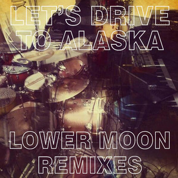 Lower Moon Remixes cover art