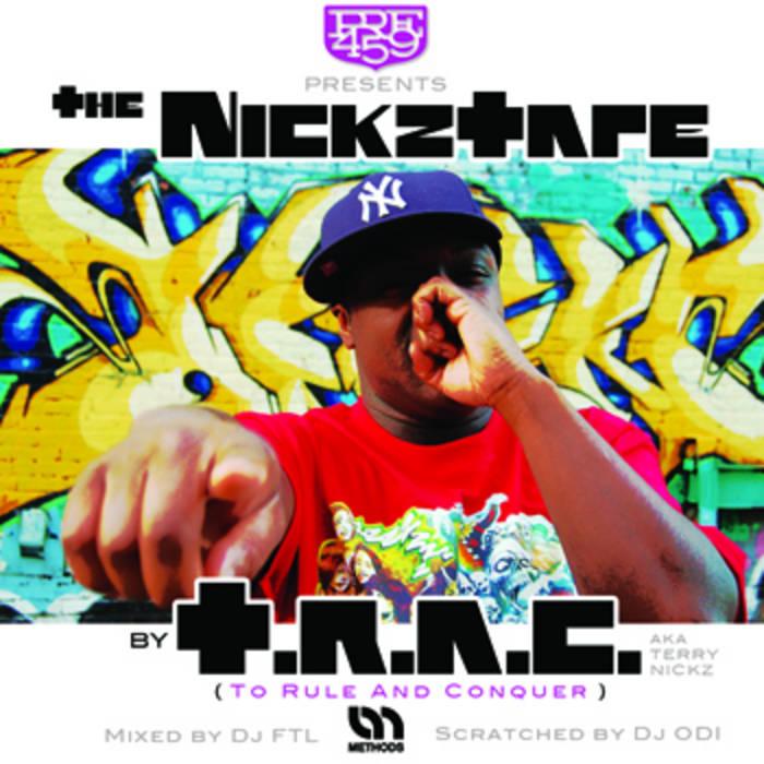 The Nickztape cover art
