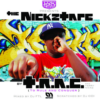 The Nickztape cover art