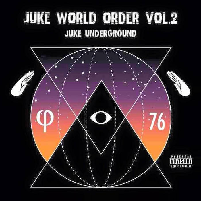 Juke World Order Vol. 2 cover art