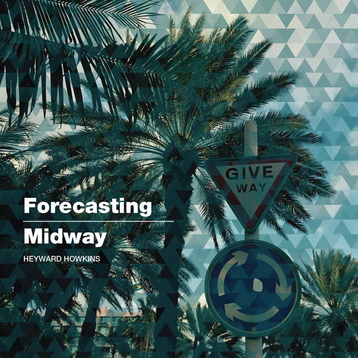 "Forecasting/Midway Double A-side 7"" Single cover art"