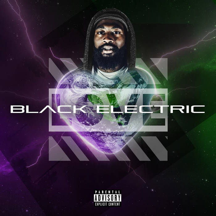 Black Electric Love cover art