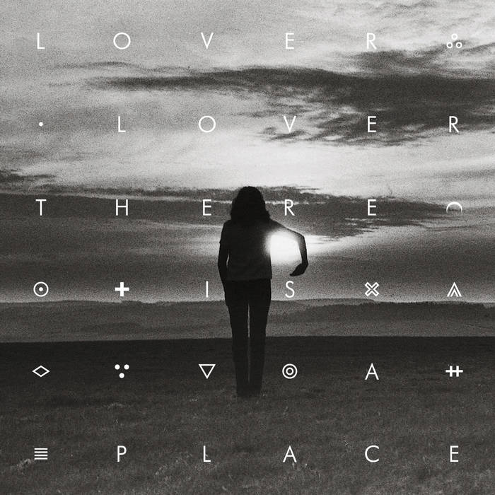 There Is A Place LP cover art