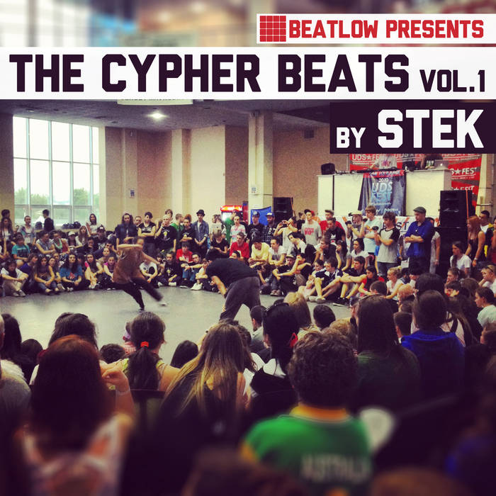 The Cypher Beats vol.1 by Stek cover art