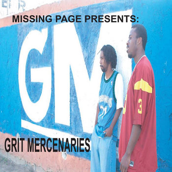 Grit Mercenaries cover art