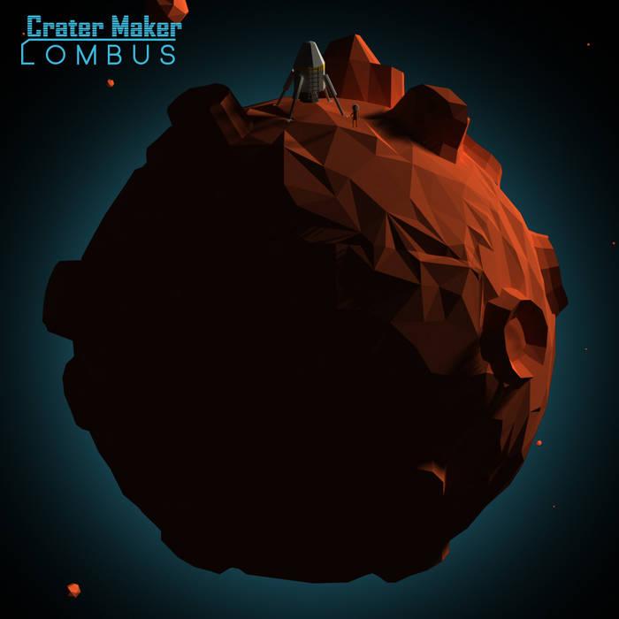 Crater Maker OST cover art