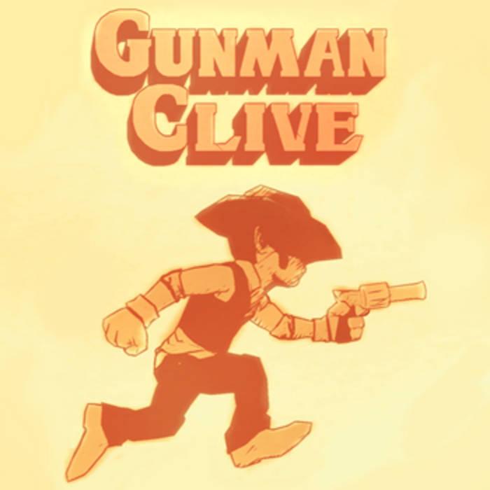 Gunman Clive Original Soundtrack cover art