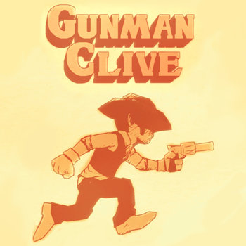 Gunman Clive Original Soundtrack cover art