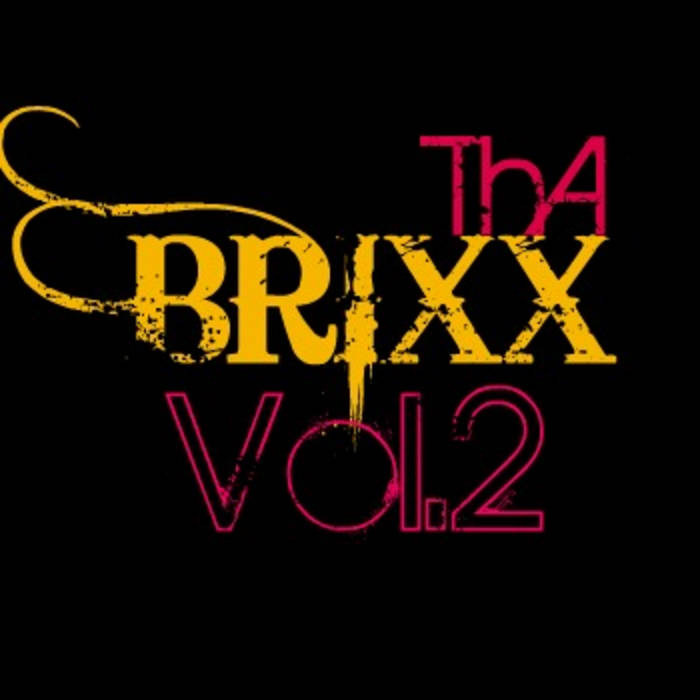 ThA BRIXX vol.2 cover art
