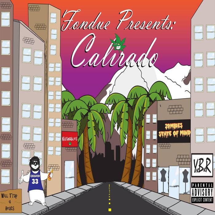 CALI-RADO cover art