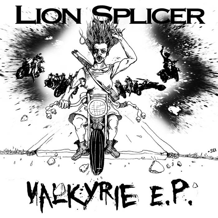 Valkyrie cover art