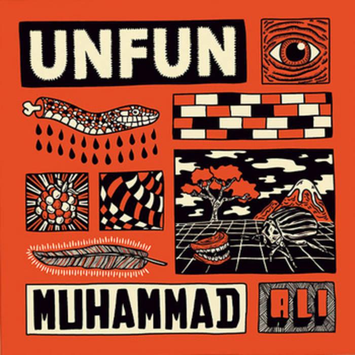 """Muhammad Ali Split 7"""" cover art"""