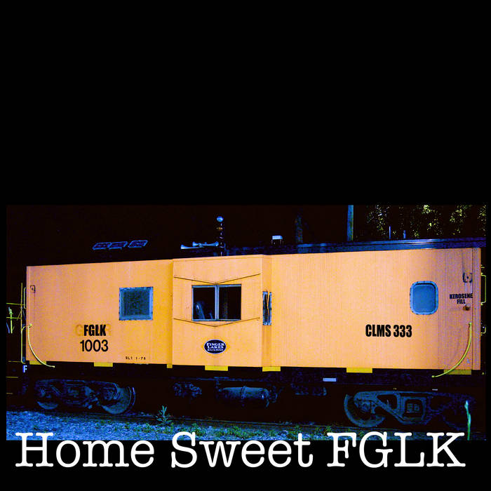 Home Sweet FGLK ( includes 43 pg. photo book ) cover art