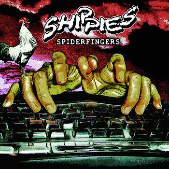 Spiderfingers cover art