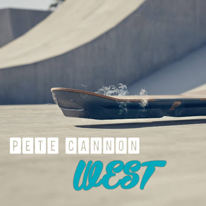 West (from the Lexus Hoverboard advert) cover art