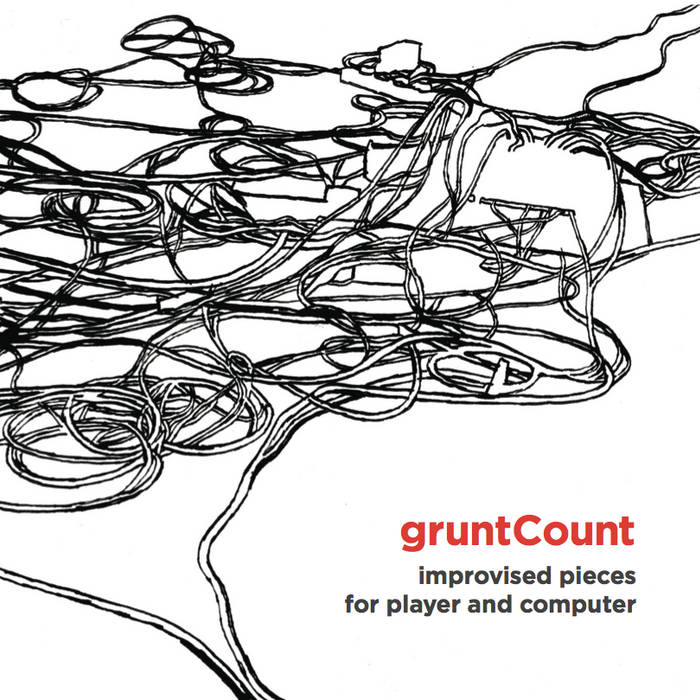 gruntCount - improvised pieces for player and computer cover art
