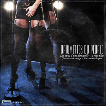 OPIUMETTES DU PEUPLE cover art