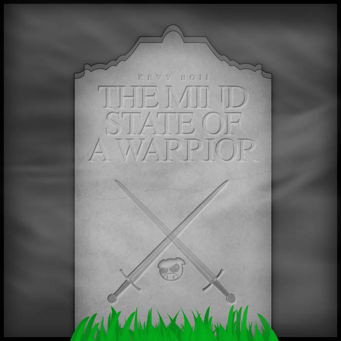 The Mindstate Of A Warrior cover art