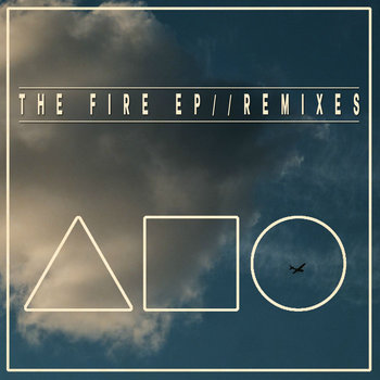 The Fire EP | Remixes cover art