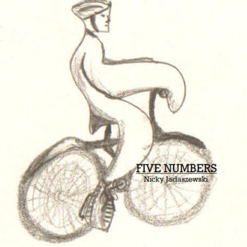 Five Numbers EP cover art