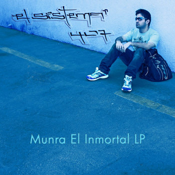 Munra El Inmortal cover art