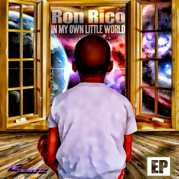 In My Own Little World (EP.) cover art