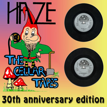 The Cellar Tapes 30th anniversary edition cover art