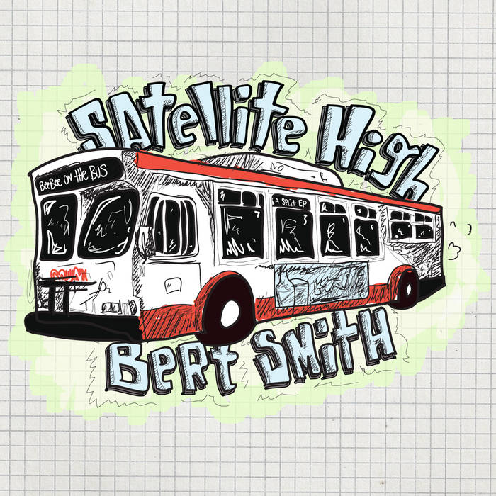Beebee On the Bus (A Split EP) cover art