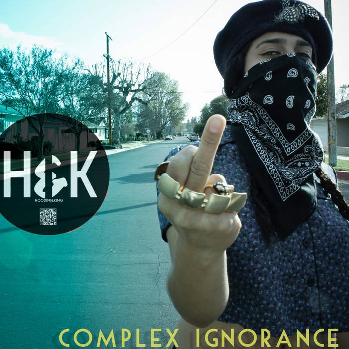 COMPLEX IGNORANCE cover art