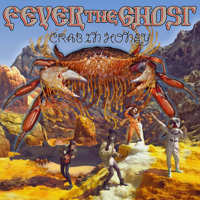 Crab In Honey cover art