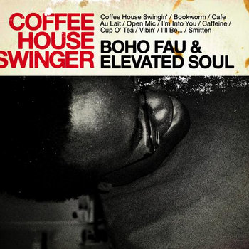 COFFEE HOUSE SWINGER cover art
