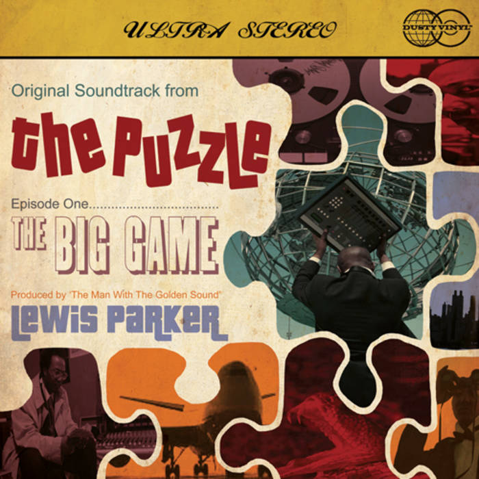 The Puzzle: Episode One, The BIG Game cover art