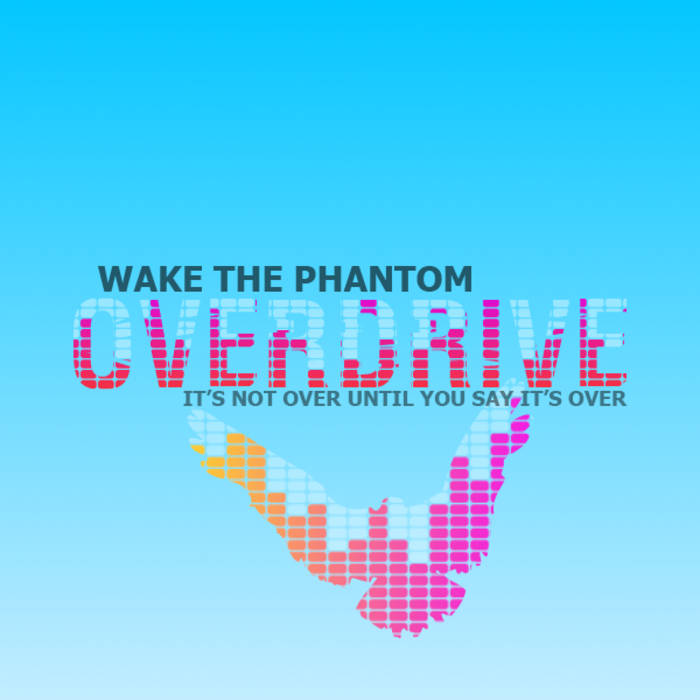 Overdrive EP cover art
