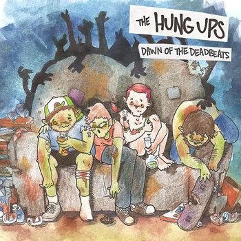 Dawn of the Deadbeats cover art