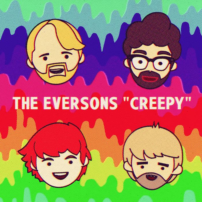 Creepy cover art