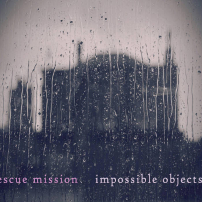 Impossible Objects cover art