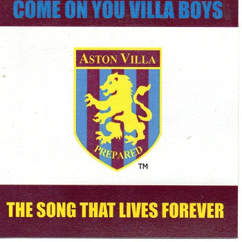 Come On You Villa Boys cover art