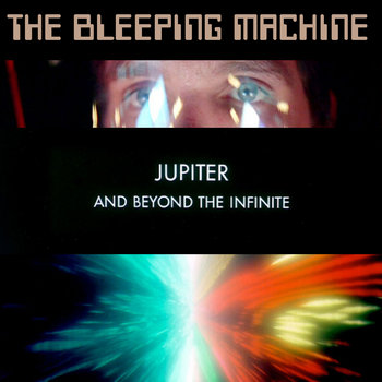 Music for space travel vol.3 : Jupiter and beyond the infinite cover art
