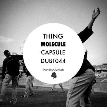 Molecule / Capsule cover art