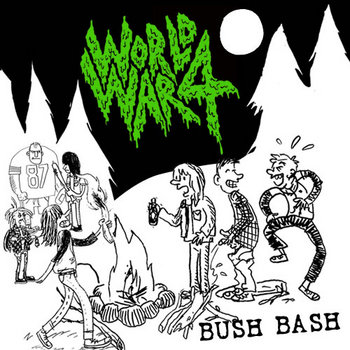Bush Bash cover art