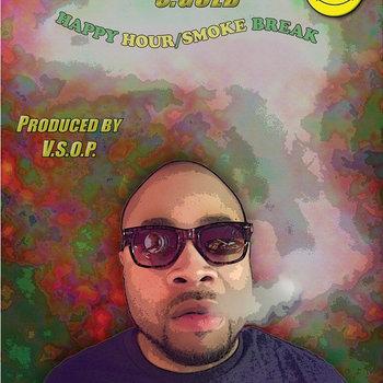 Happy Hour/Smoke Break cover art