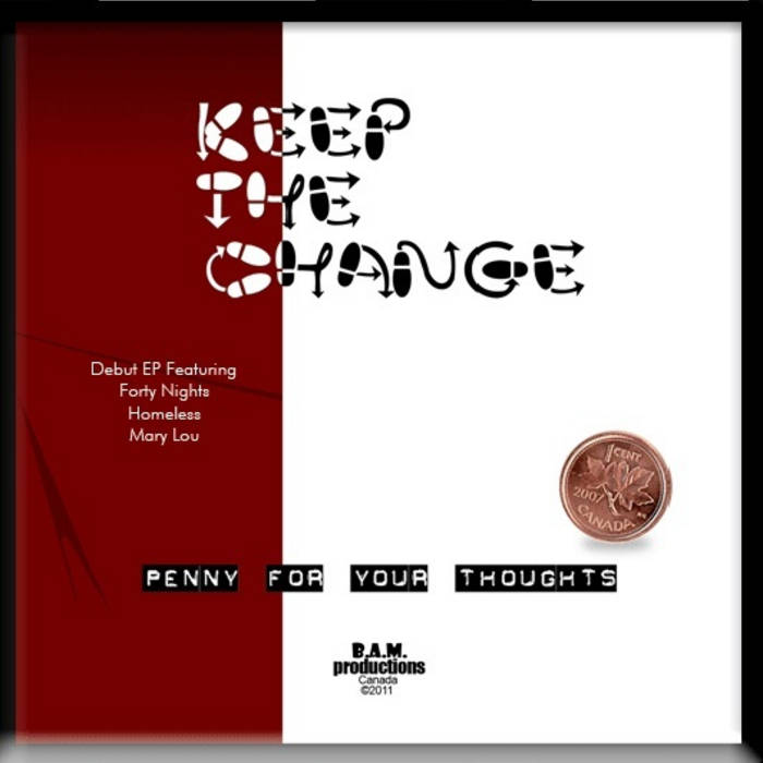 Penny For Your Thoughts cover art