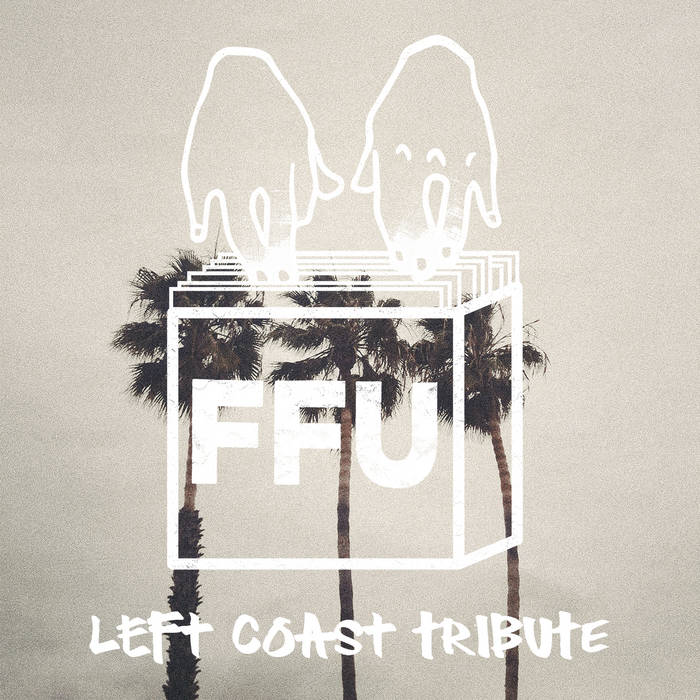 Left Coast Tribute cover art