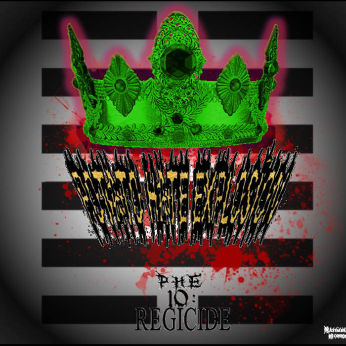 PHE 10: Regicide cover art