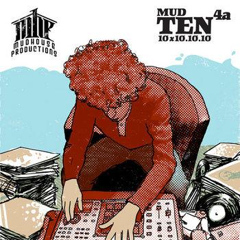 10 x 10.10.10 Beat CD cover art