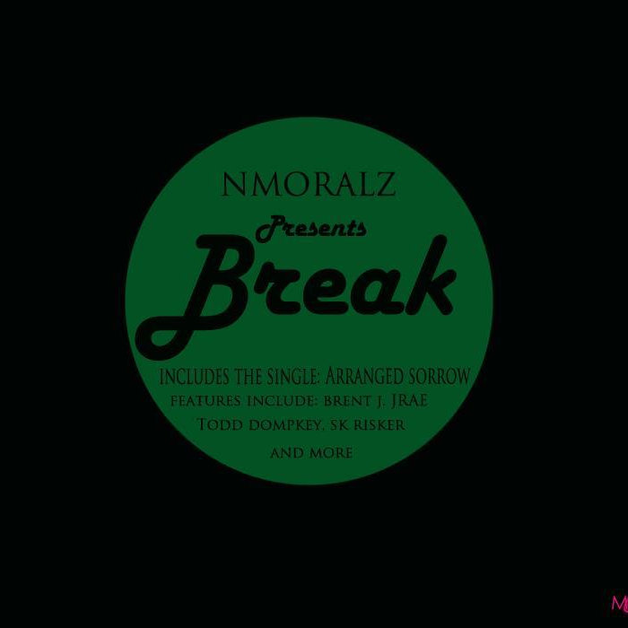 Break (Instrumentals Before The Album) cover art