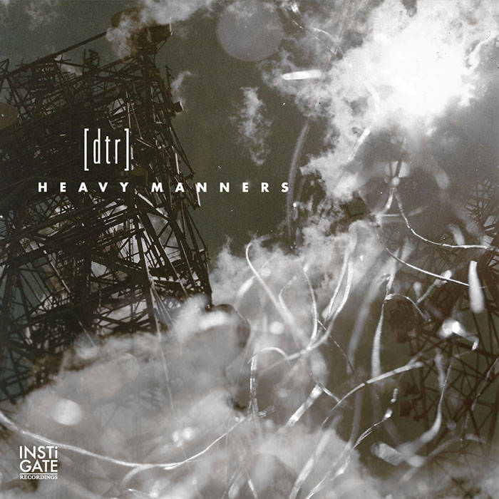 DTR - Heavy Manner EP cover art
